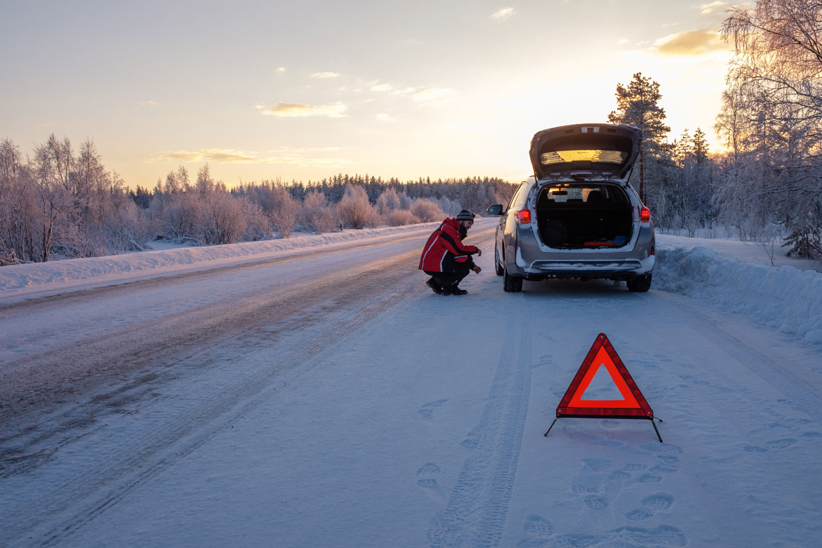 La neige et votre assurance automobile : ce que vous devez savoir !