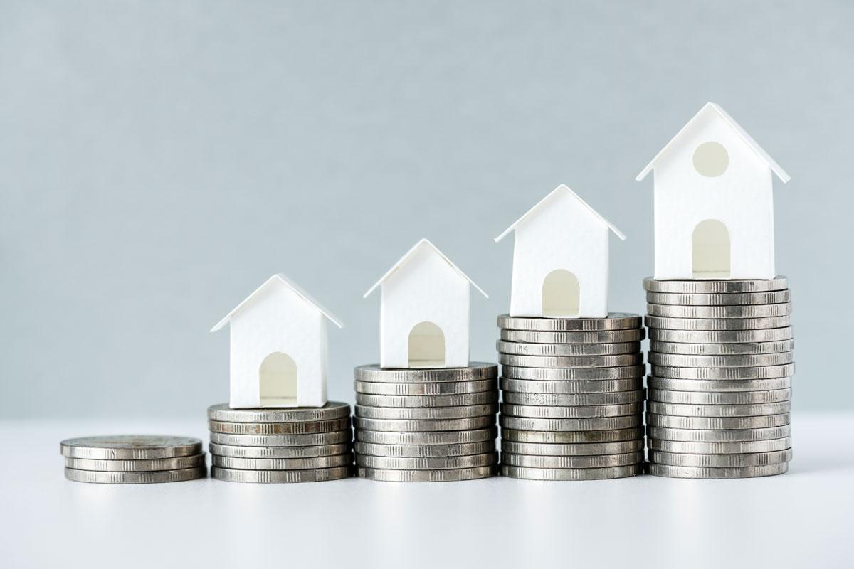 Hausse sans précédent des prix de l'immobilier