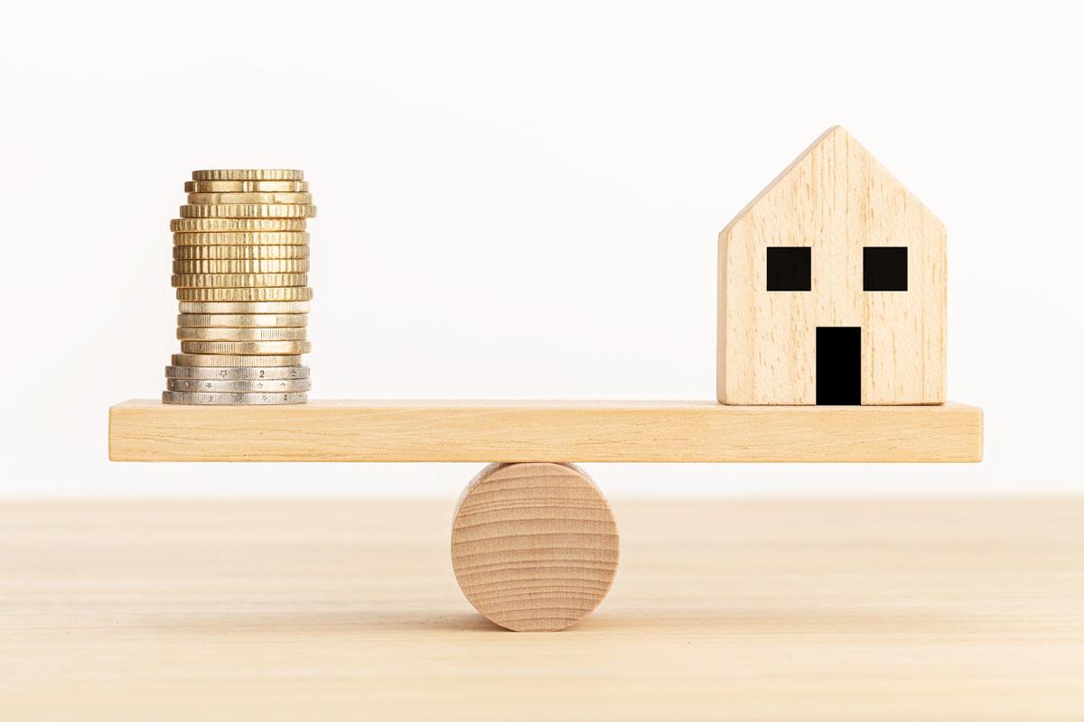 Un prêt hypothécaire sans remboursement